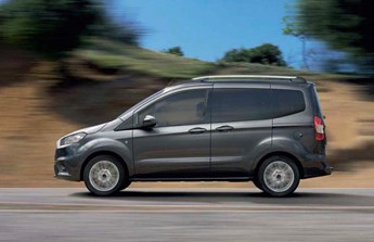 Ford Tourneo Courier 2018 Review