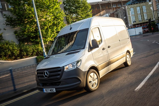 098d1cbb7e If there s one word that encapsulates why the new Sprinter deserves to win  our Large Van award