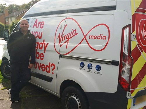Virgin Media Stephen Bayliss