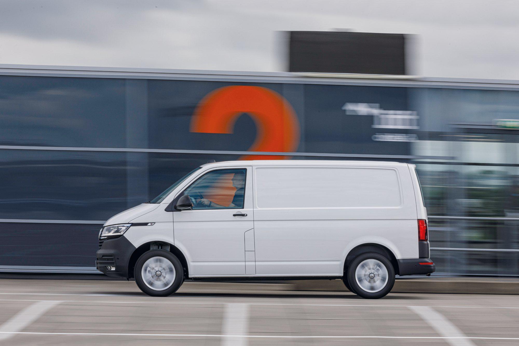 What Van? Awards 2020: Medium Van of the Year - Volkswagen ...
