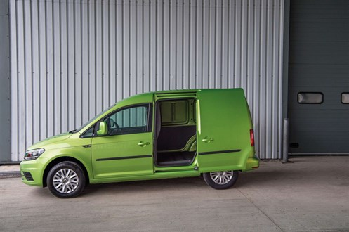 VW_Caddy _Trendline