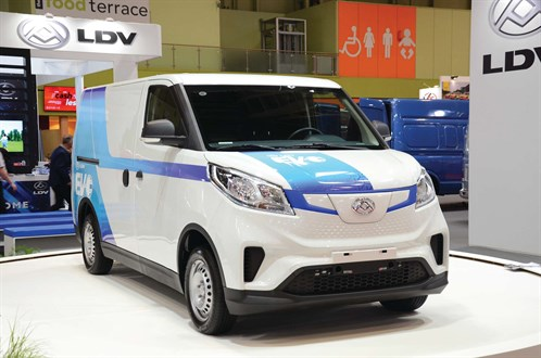 CV LDV:Maxus Ev 30 To E Deliver3